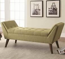 best 15 of bedroom bench sofas