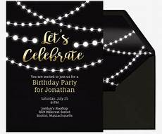 Evites For Party Free Birthday Party Invitations For Him Evite