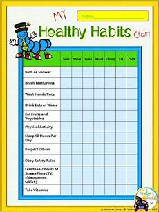 Healthy Chart Penelope S Portfolio Crucial Chore Charts That Will