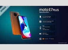 Moto E7 Plus launched with 5000mAh battery, 48MP dual