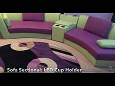 Sofa With Cup Holder 3d Image by Sofa Sectional Led Cup Holder