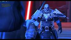 Light Sith Swtor Sith Warrior Ending Light Side Spoilers Hd 1080p
