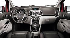 ford interni ford ecosport prime immagini ufficiali delle versione