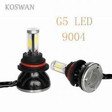 9004 Light Bulb 80w 8000lm Led Headlight Kit 9004 Led Headlight H4 H13