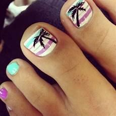 Cute Beach Toenail Designs 20 Adorable Easy Toe Nail Designs 2020 Simple Toenail