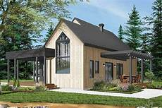 charming contemporary 2 bedroom cottage house plan