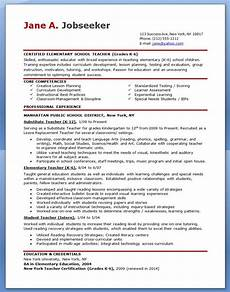 Free Education Resume Template Hipster Resume For Elementary Teacher Resumes Teacher