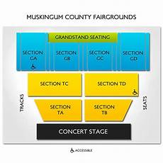 Sonoma County Fairgrounds Seating Chart Muskingum County Fairgrounds Seating Chart Vivid Seats