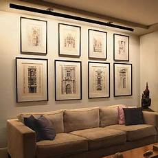 Gallery Lights For Paintings New Linear Led Art Lighting For Big Sized Paintings