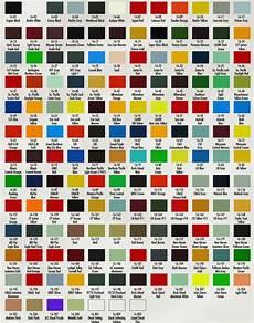 Rail Color Chart Vallejo Model Air Paints Match To Railroad Colors