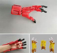 3d Printed Prosthetic Hand Design Diy 3d Printed Prosthetic Hand Cool Wearable