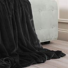 best home fashion inc luxe mink faux fur throw blanket