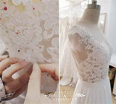 design your own wedding dress gorgeous customized long