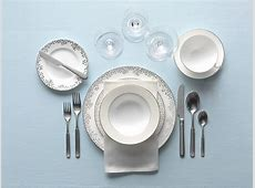 How to Set a Table   Taste of Home