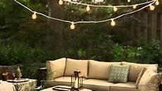 Garden String Lights Ideas The Best Exterior String Lights Ideas Homesfeed