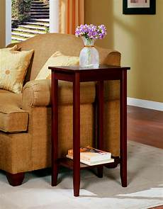 accent tables rosewood end table dhp furniture