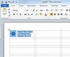 Microsoft Office Templates Labels How To Create A Microsoft Word Label Template Label