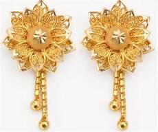 Earrings Design Images 1000 Images About Gold Jewellery Designs For Women On
