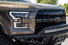 Anzo Lights F150 2015 2016 F150 Anzo Led Outline Projector Headlights