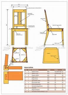 Designer Furniture Plans Dining Chair Plans Woodarchivist