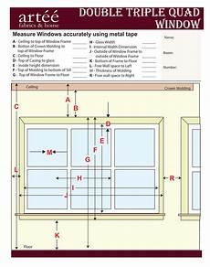 Window Measurements How To Measure