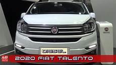 Auto Fiat 2020 by 2020 Fiat Talento Diesel Exterior Walkaround 2019
