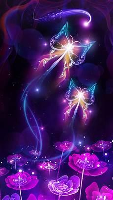 live flower wallpaper iphone purple butterflies wallpaper 58 images