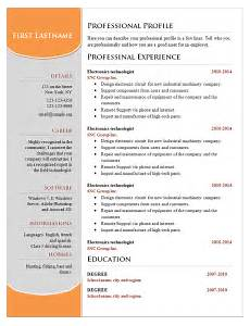Easy Resume Format Download Simple Resume Format For Freshers In Word File World Of