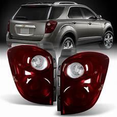 Chevy Equinox Light 2010 2015 Chevy Equinox Red Smoke Rear Signal Lamp Brake