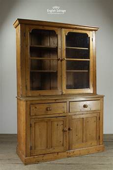 reclaimed large pine dresser cabinet