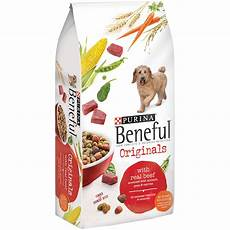 Beneful Puppy Food Chart Beneful Originals With Beef Dog Food 31 1 Lb Bag Pet