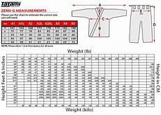 Tatami Women S Gi Size Chart Tatami Size Charts Tatami Fightgear Tatami Gi Size Chart