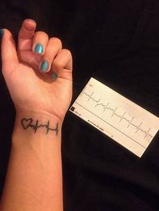 Miracle Baby Designs Of My Premature Sons Heartbeat When He Was In The