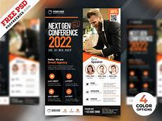 Promotional Flyer Ideas Conference Promotion Flyer Design Psd Psdfreebies Com