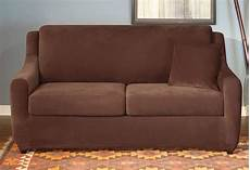 Sleeper Sofa Cover 3d Image by Stretch Pique Three Size Sleeper Sofa Slipcover
