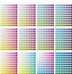 Hisandher Com Color Chart Cmyk Color Chart Edit Fill Sign Online Handypdf