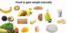 How To Gain Weight By Food Chart Super Foods That Can Help In Weight Gain