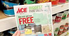 Ace Hardware Buy One Get One Free Christmas Lights Buy One Get One Free Paint Sale At Ace Hardware Hip2save