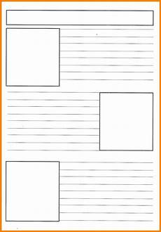 Newspaper Outline For Word Free Printable Newspaper Template Blank Newspaper