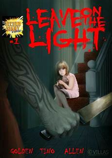 Leave The Light On Comic Review Of The Leave On The Light Comic By Bradley Golden