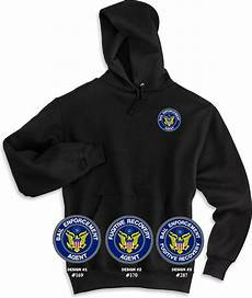 Bail Recovery Agent Bail Enforcement Fugitive Recovery Agent Hoodie Jena1