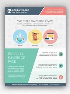 Creative Flyer Design Templates 25 Professional Corporate Flyer Templates Design