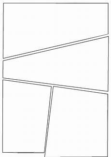 Blank Comic Book Panels Blank Comic Page 1 By C0nn0rman43 Deviantart Com On