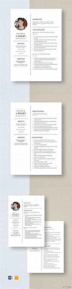 Apprentice Chef Resume Instantly Download Apprentice Chef Resume Template Sample