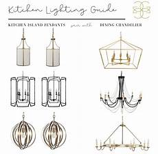 Coordinating Lighting How To Pair Kitchen And Dining Lights Gabby