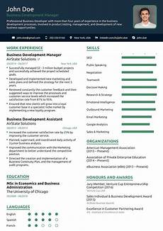 Where Can I Get A Resume Best Resume Layout For 2020 Downloadable Template
