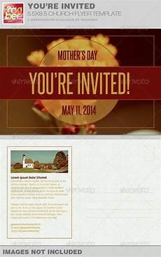 Church Invitations 20 Church Postcard Templates Free Sample Example