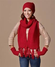 Designer Hat And Scarf Set Women S Thick Acrylic Winter Hat Women S Hat Scarf Gloves Set Nice