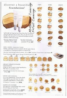 Mary Perfecting Concealer Color Chart Mary Foundation Amp Concealer Chart Mary