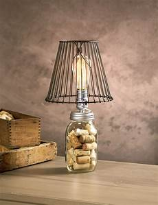 Light Bulb Shades Love This Edison Bulb And Wire Lamp Shade Look Lamp
